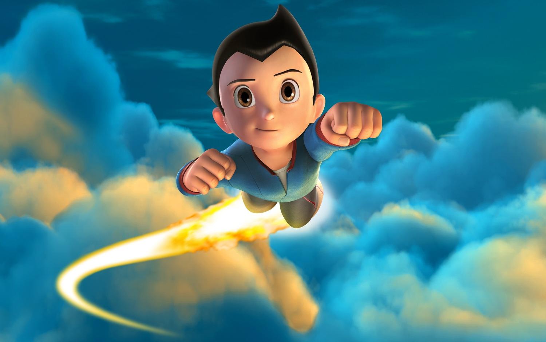Pelicula live-action de Astro Boy ya tiene guionistas