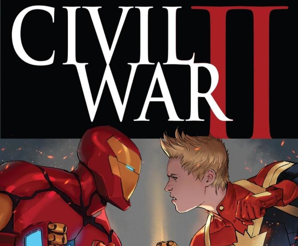 Editor en jefe de Marvel da detalles acerca de Civil War II