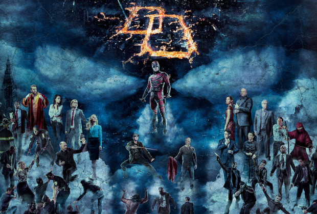 Elektra y Daredevil hacen equipo en la segunda parte del trailer de Daredevil