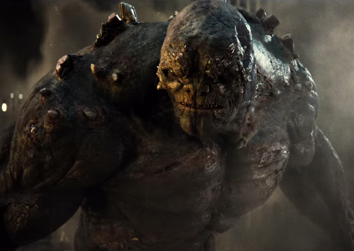 El actor de Doomsday en Batman v Superman ha sido revelado