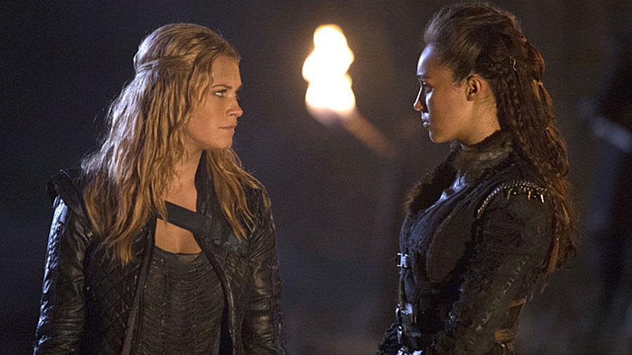 Eliza Taylor habla de las similitudes entre Clarke y Lexa en The 100