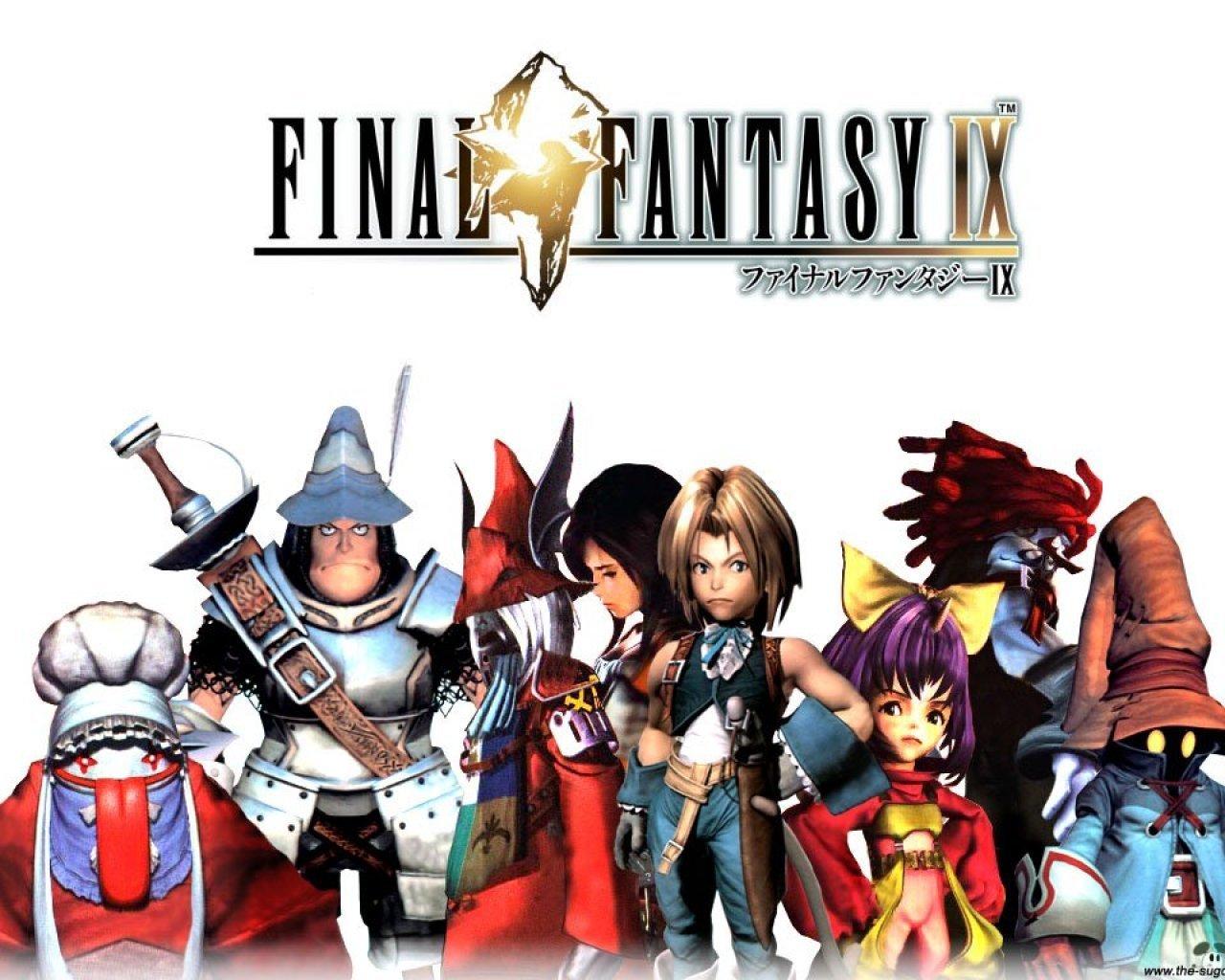 Final Fantasy IX ya está disponible para Smartphones