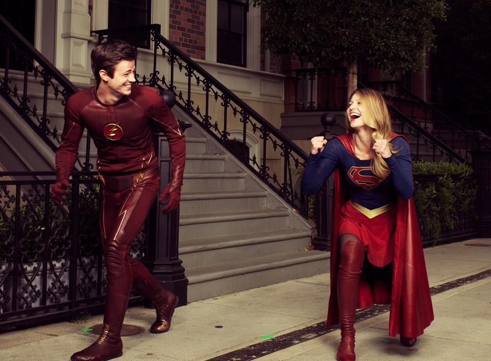 Confirmado el crossover entre The Flash y Supergirl
