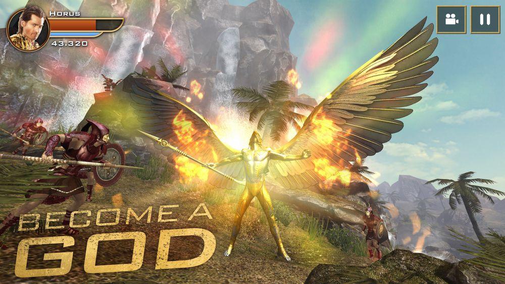 Lionsgate presenta Dioses de Egipto: Los Secretos del Reino Perdido