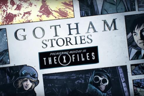 La historia de Gotham continúa en motion comics