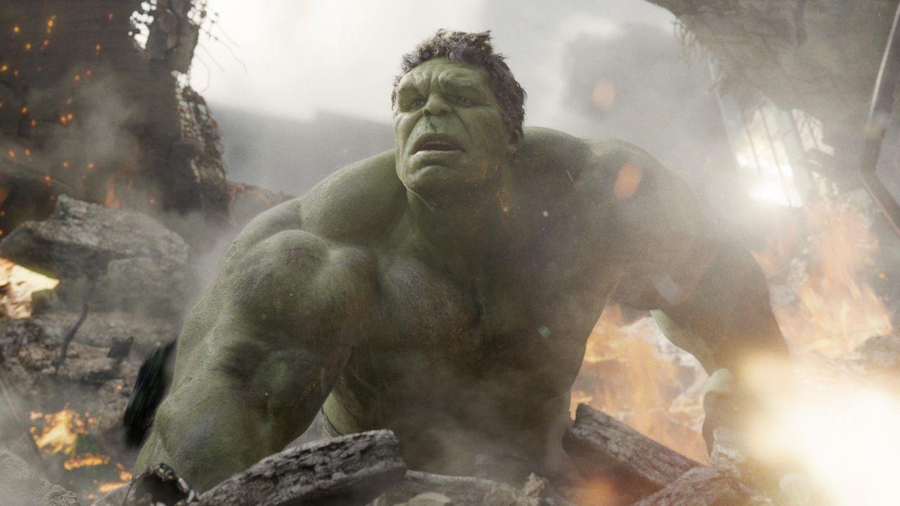 ¿Banner/Hulk en Capitán América: Civil War?