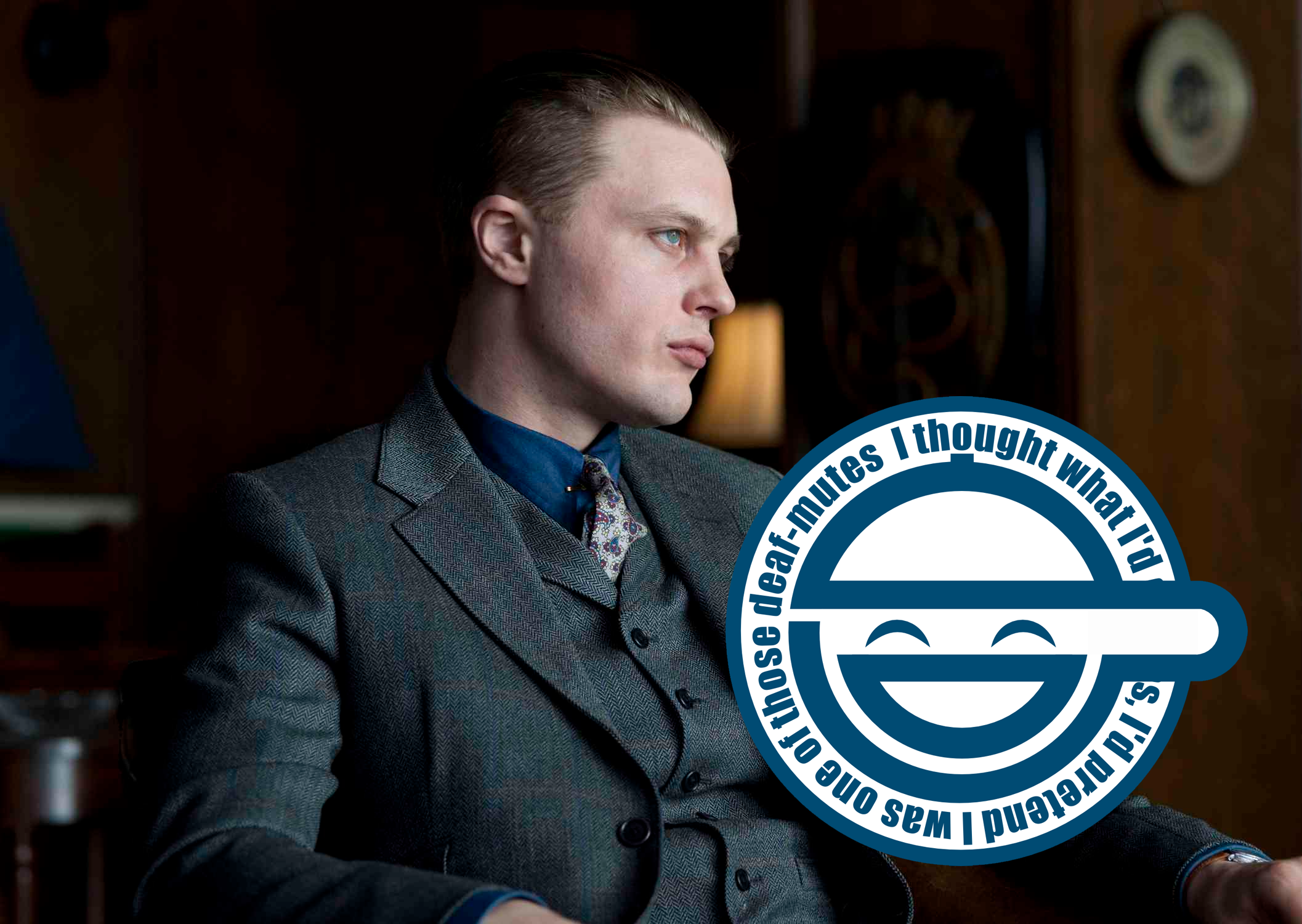 Michael Pitt será The Laughing Man en Ghost in the Shell