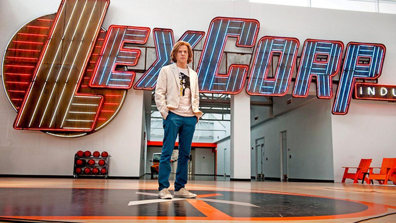 Jesse Eisenberg nos mostrará un Lex Luthor moderno