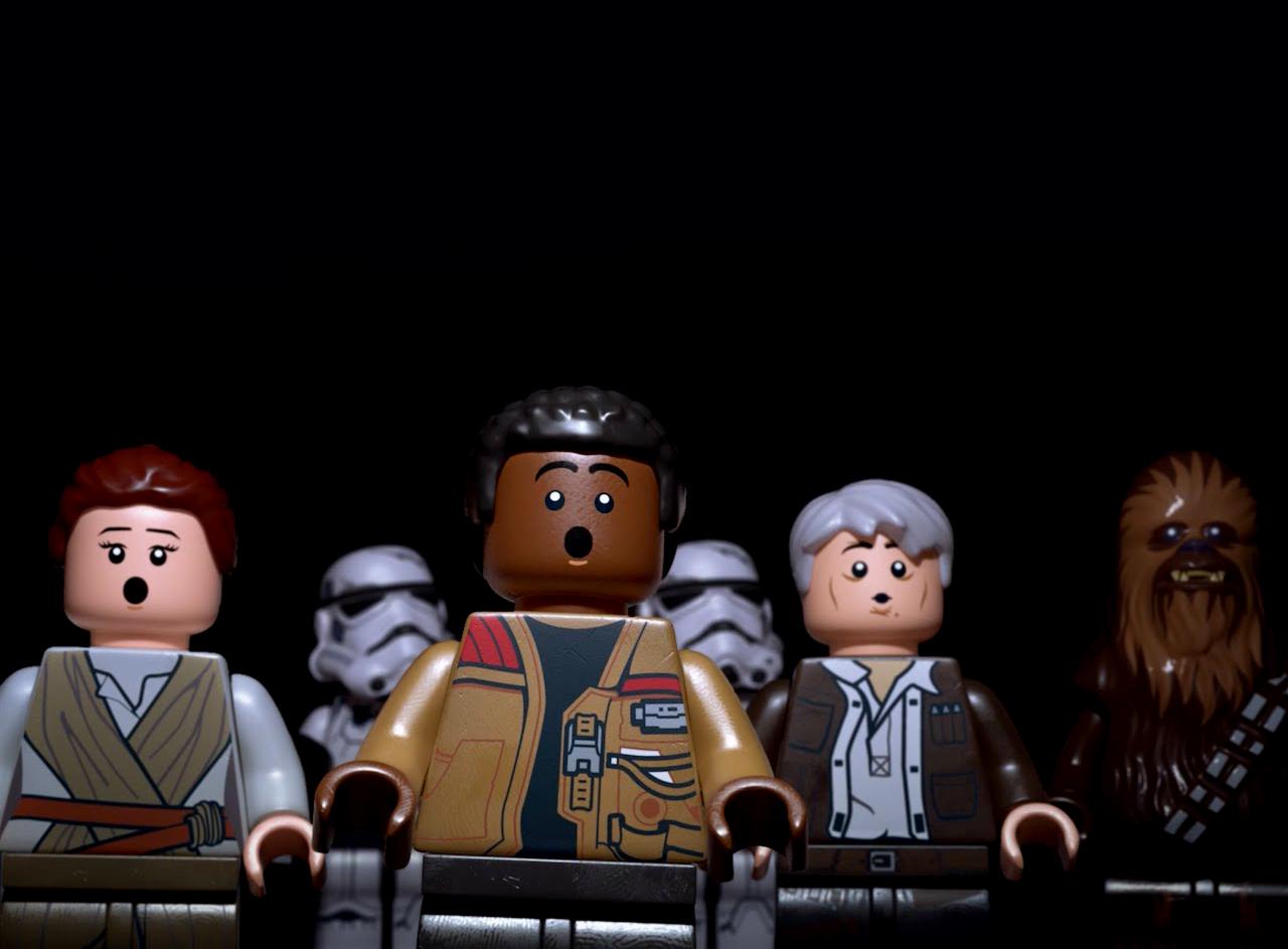 ¡Mira todo lo nuevo que trae el universo LEGO Star Wars!