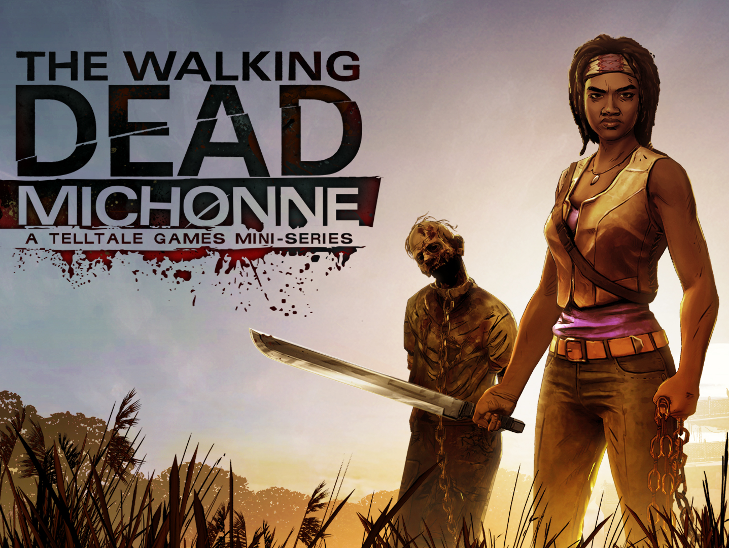 Mira un adelanto del nuevo The Walking Dead: Michonne