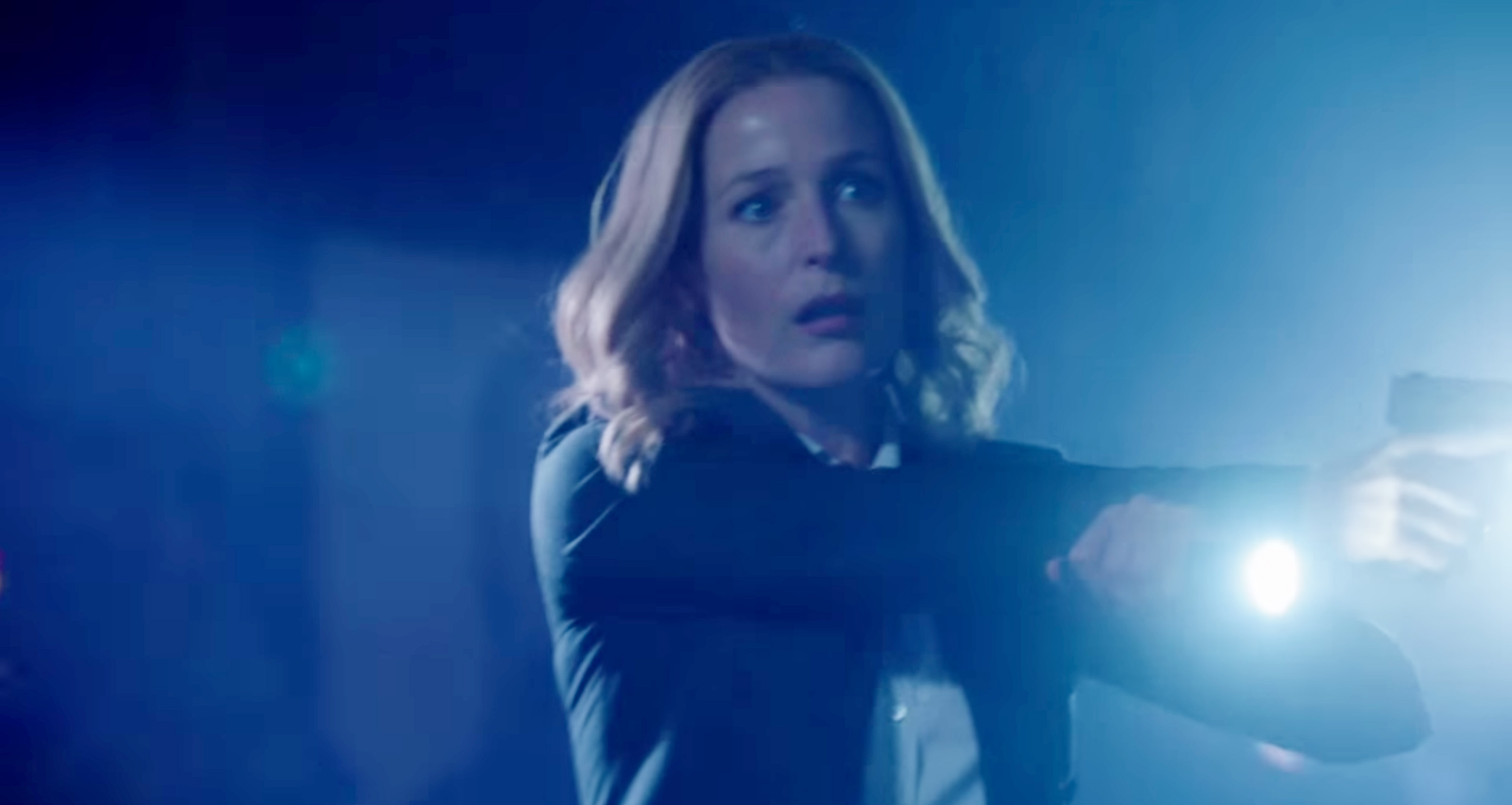 El final de Los Expedientes Secretos X descubre ADN alien en Scully
