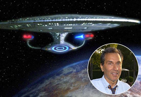 Nicholas Meyer vuelve como escritor de Star Trek para el reboot