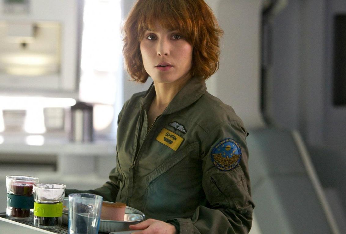 Noomi Rapace no volverá para Alien: Covenant
