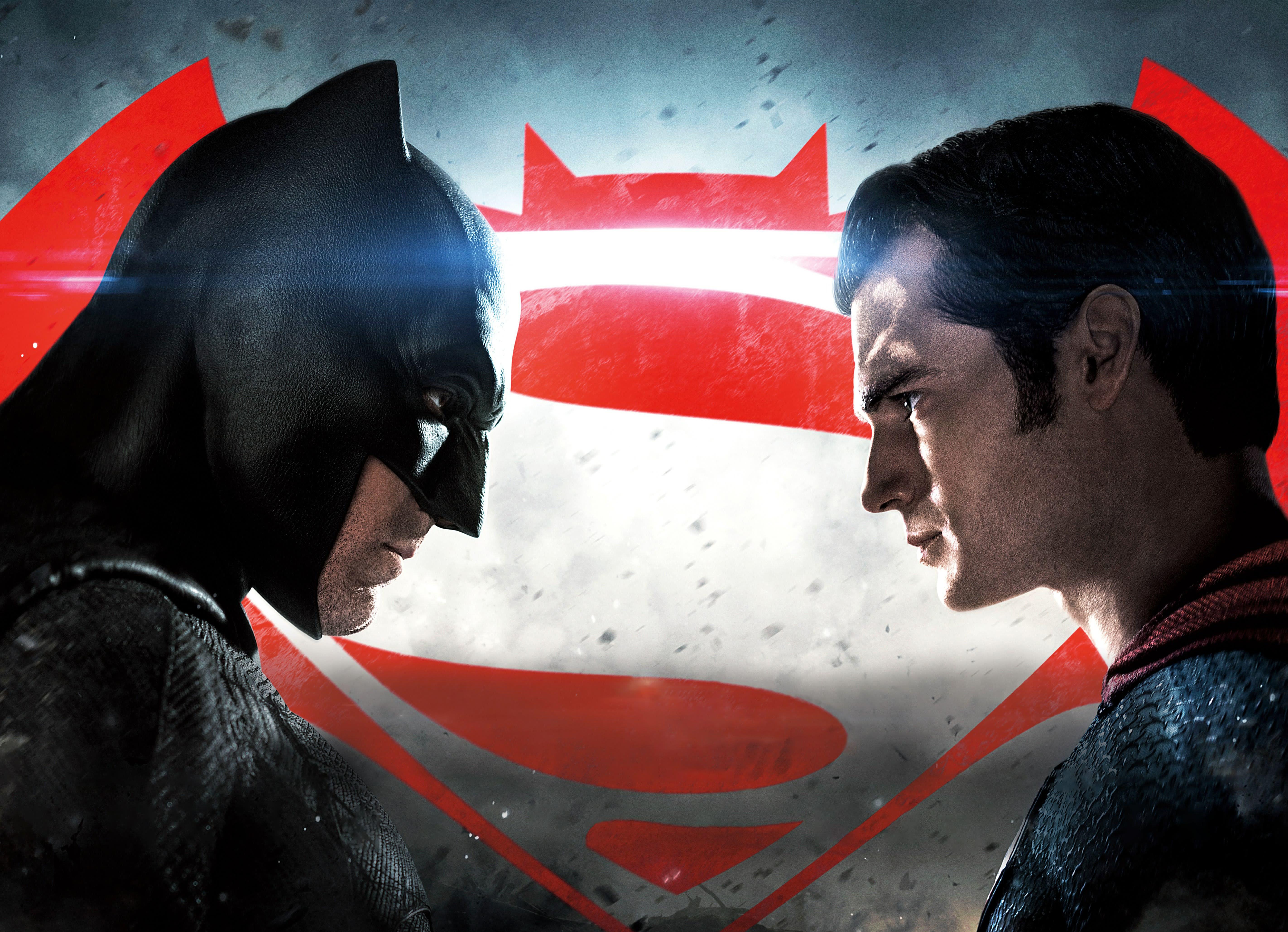 El corte extendido de Batman v Superman será censura R