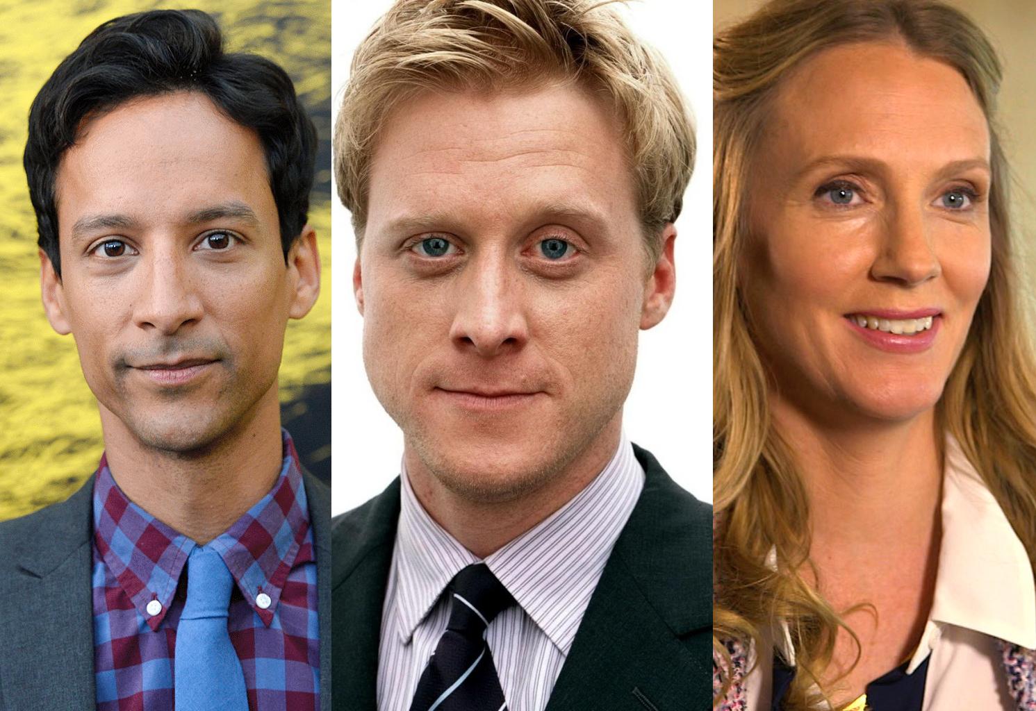 Alan Tudyk, Danny Pudi y Christina Kirk se unen al elenco de Powerless