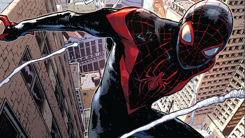 Primer vistazo a Spider-Man #1 con Miles Morales