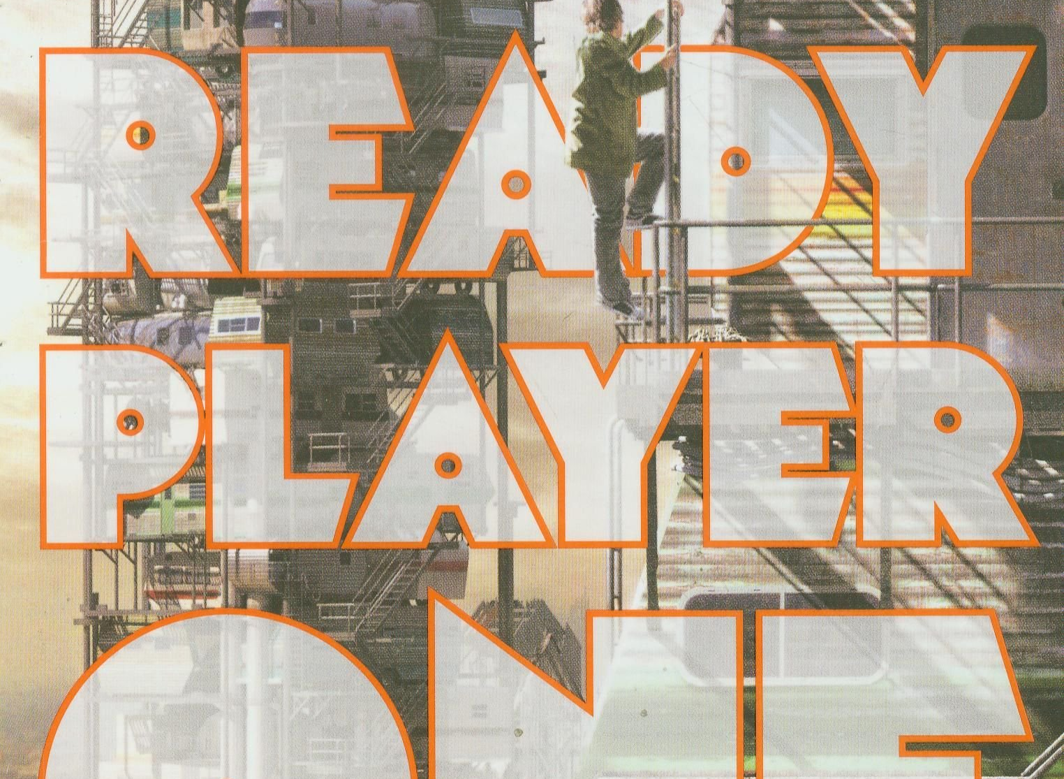 Ernest Cline trabaja en una secuela de Ready Player One