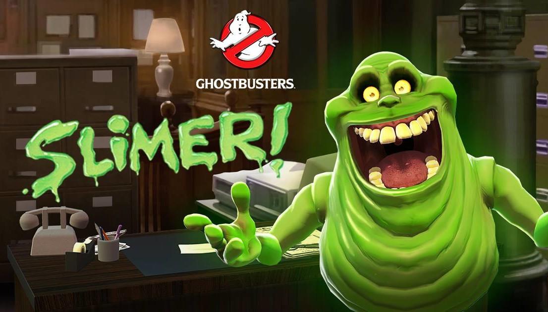 Slimer aparecerá en remake de Ghostbusters