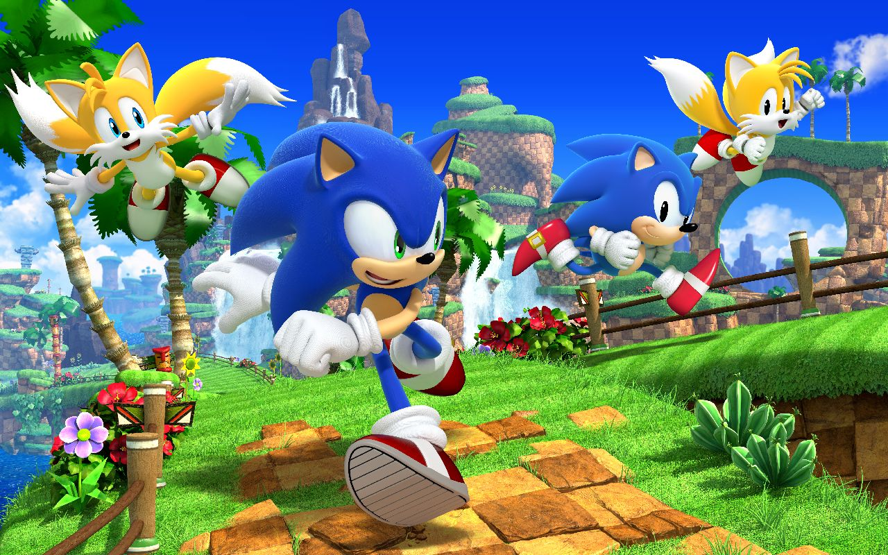 Película animada/live-action de Sonic en camino al 2018