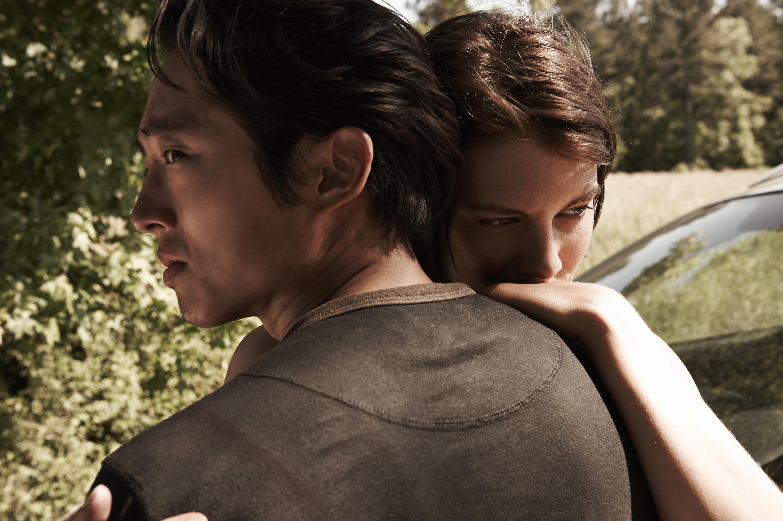 Lauren Cohan nos cuenta cómo será el reencuentro de Glenn y Maggie en TWD