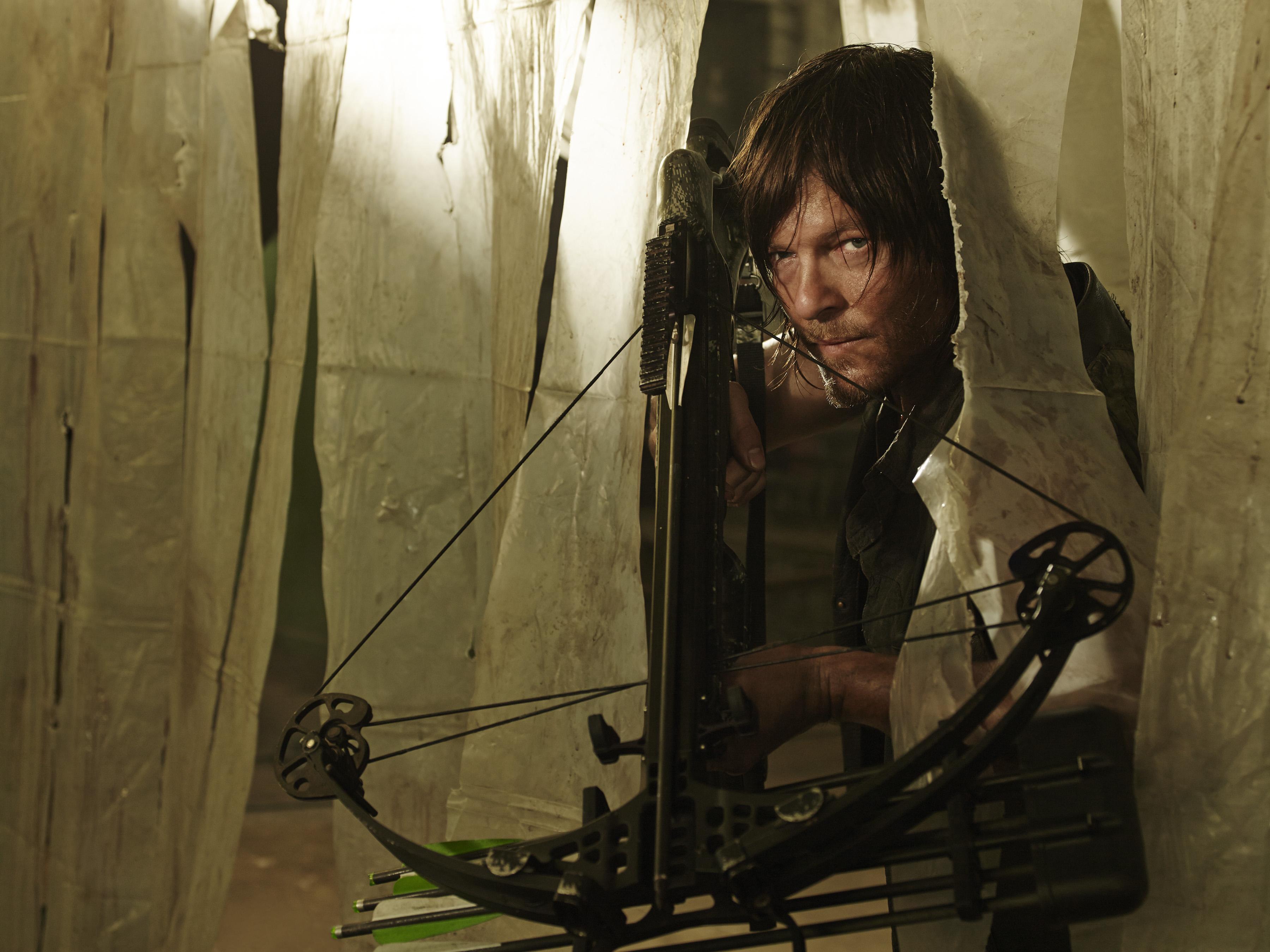 The Walking Dead regresará con altas dosis de Daryl Dixon