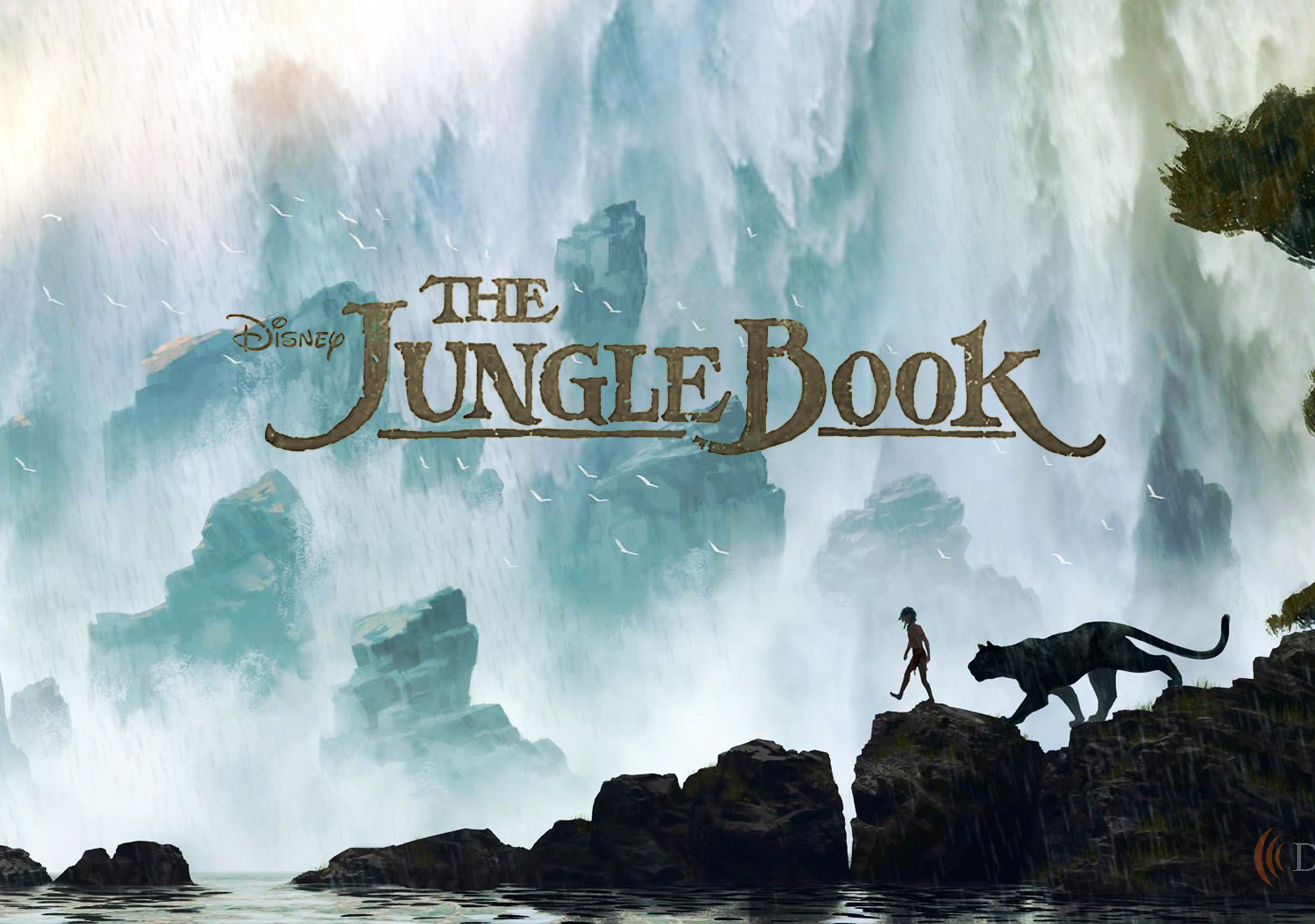 Los animales hablan en el nuevo tráiler de The Jungle Book