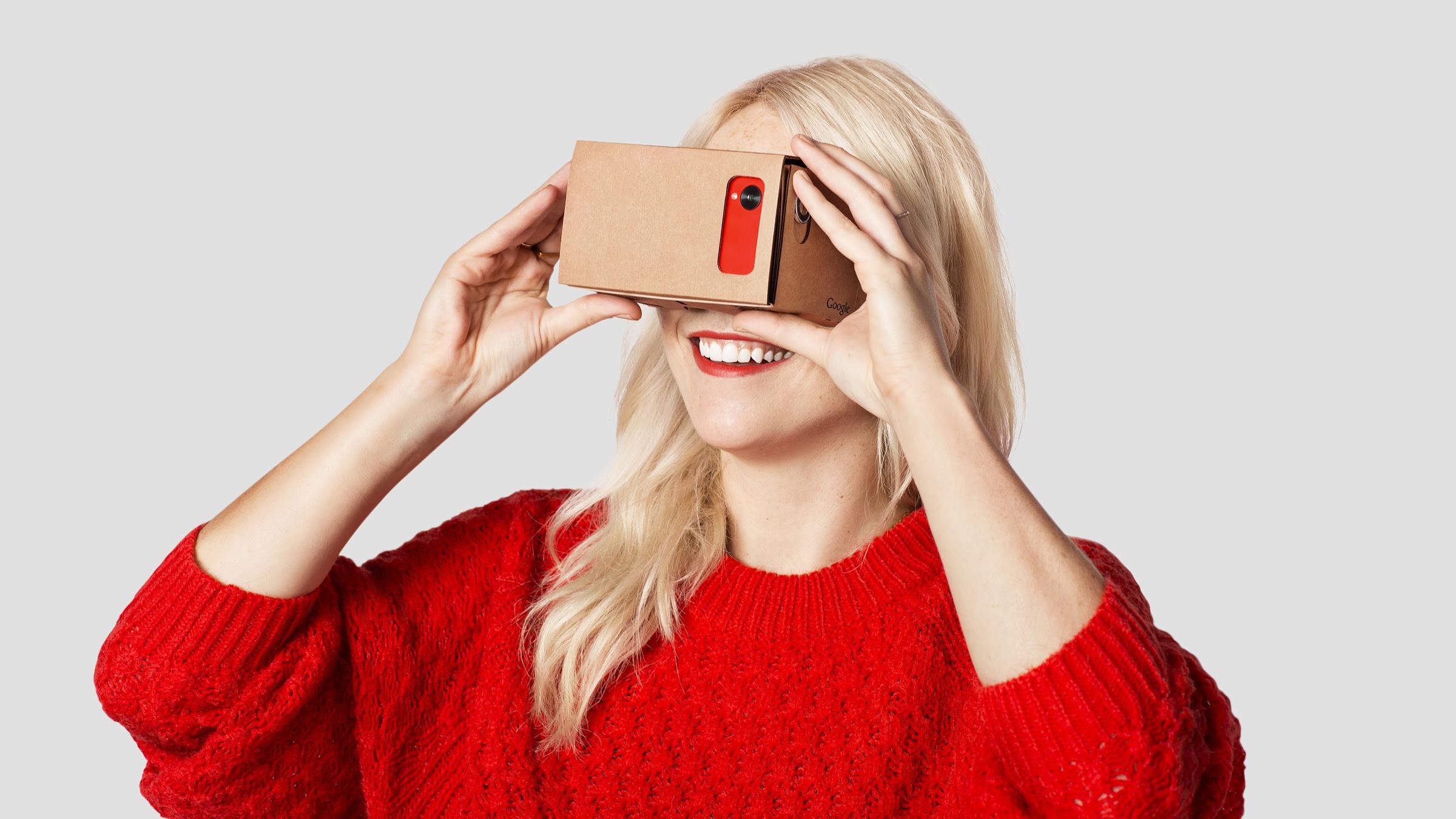 Google podría trabajar en un headset para realidad virtual