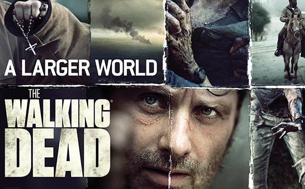The Walking Dead regresa con más muertes, explosiones y menos ojos
