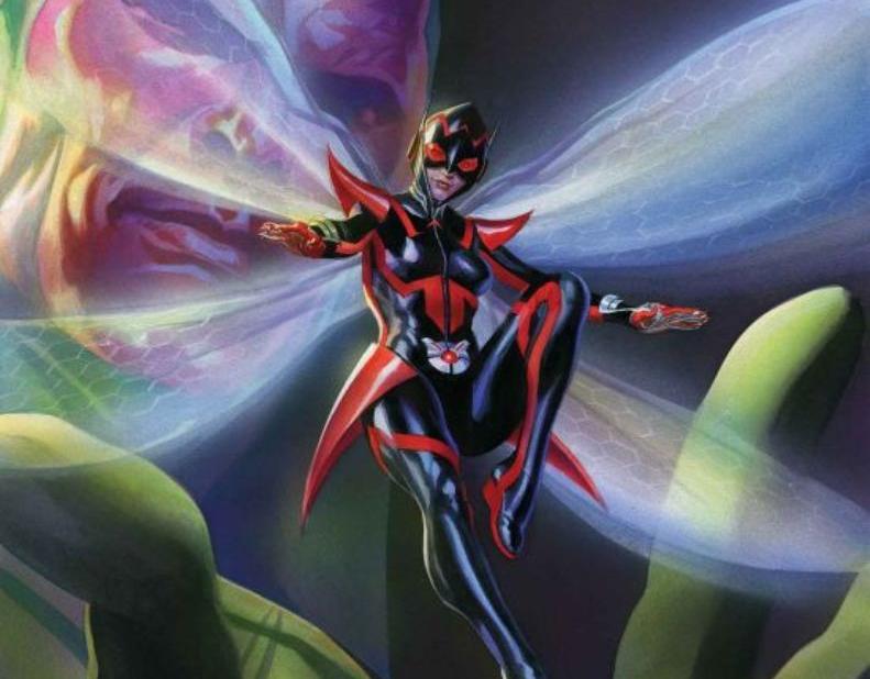 Primer vistazo a la Wasp de All-New All-Different Marvel