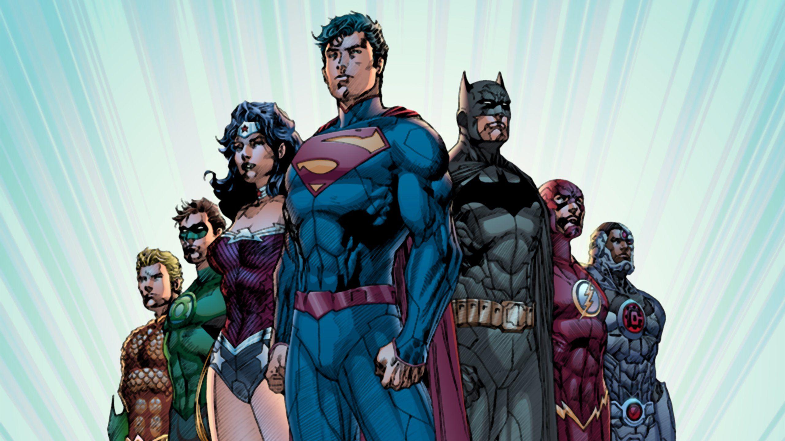 Justice League comenzará rodaje el 11 de abril