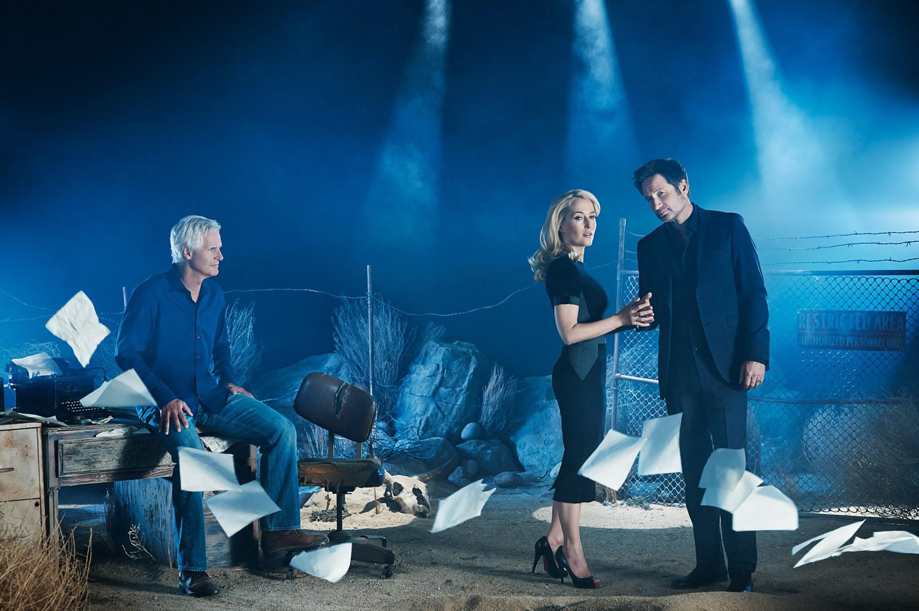 El director de The X-Files revela algunas verdades sobre el final de la serie