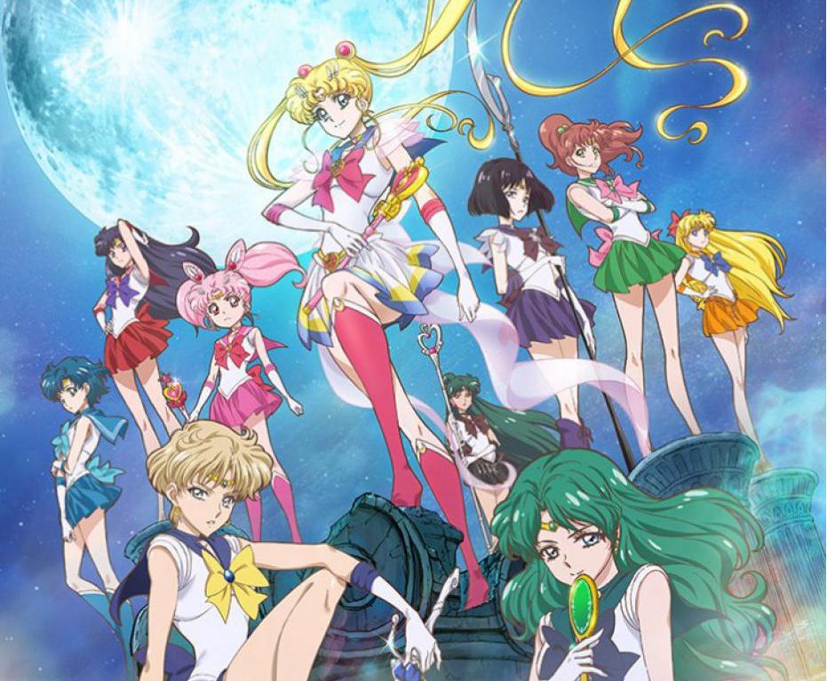 Mira los 3 nuevos videos de Sailor Moon Crystal
