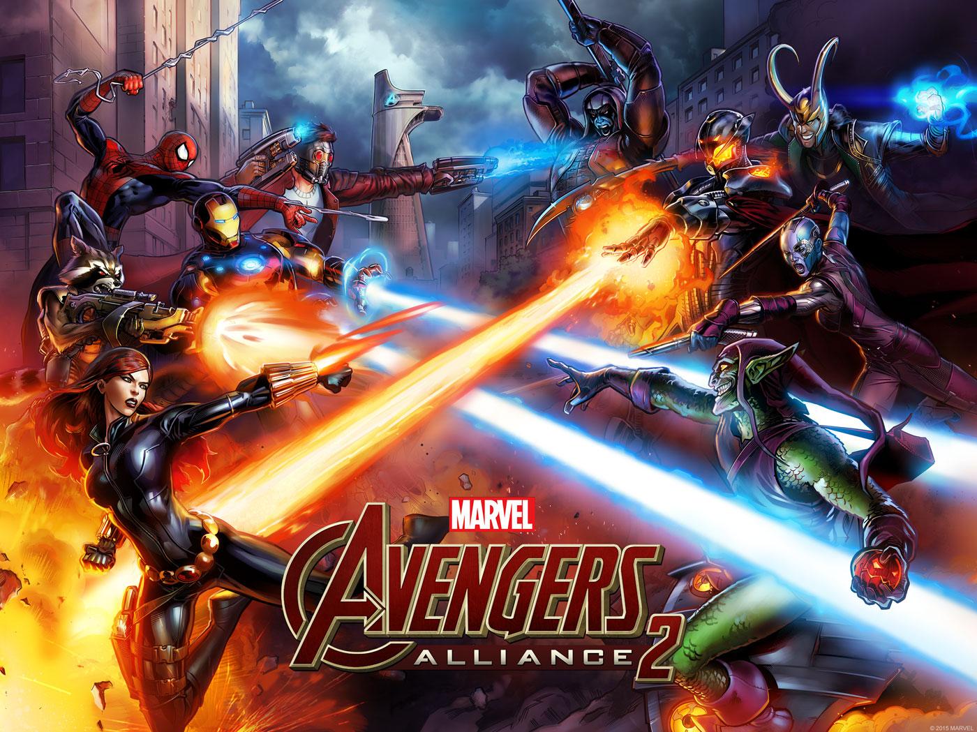 Marvel: Avengers Alliance 2 tiene comic homónimo