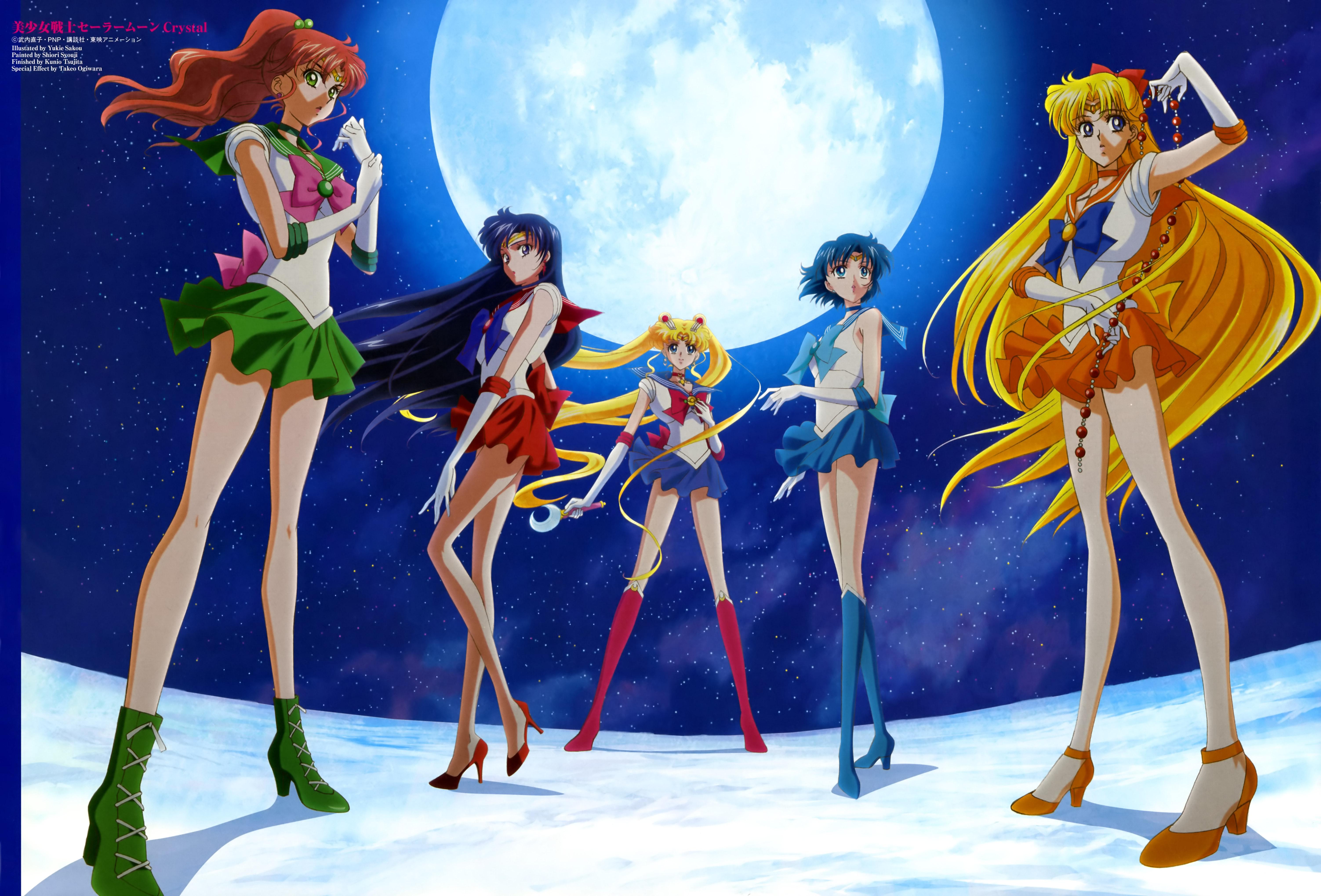 La tercera temporada de Sailor Moon Crystal ya tiene fecha de estreno
