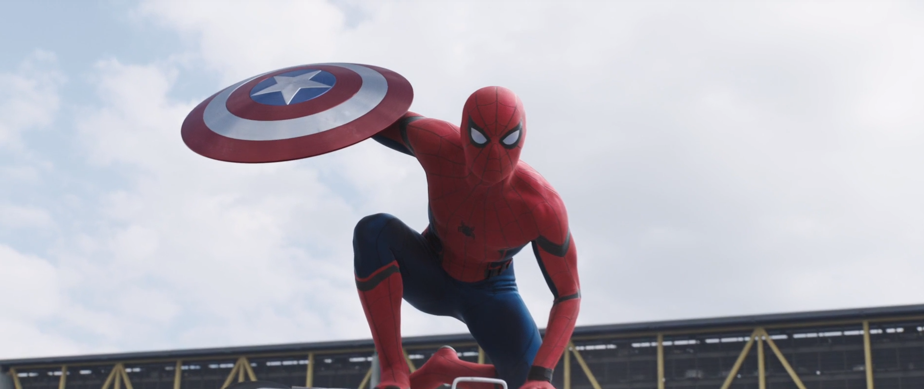 Nuevo Trailer de Civil War nos da primer vistazo a Spider-Man