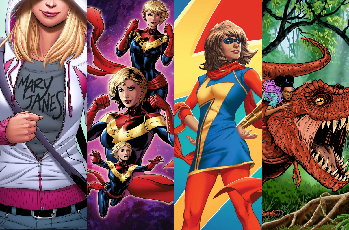 El evento de Women of Power llega a Marvel Games