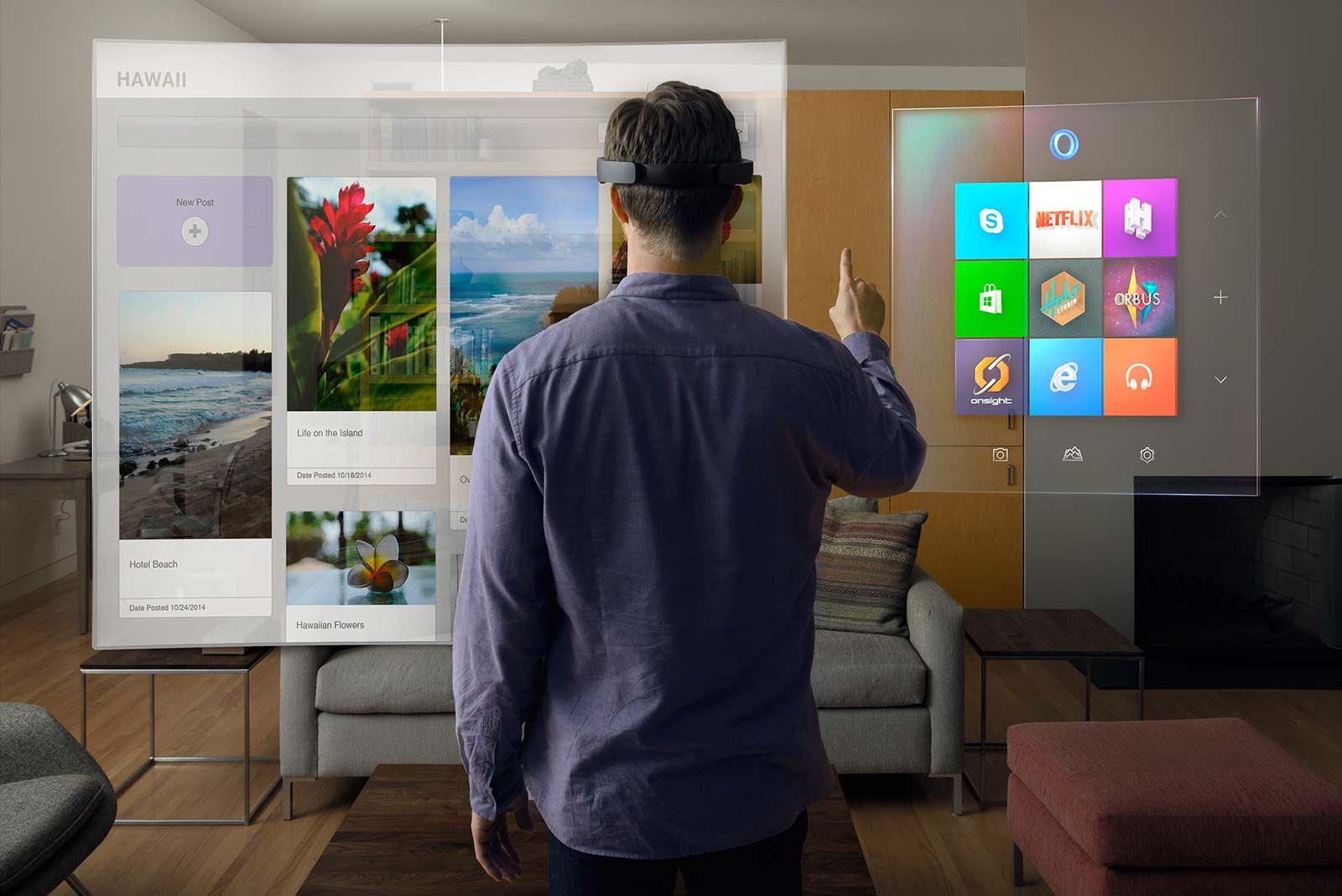 Conoce las novedades del DevKit de HoloLens