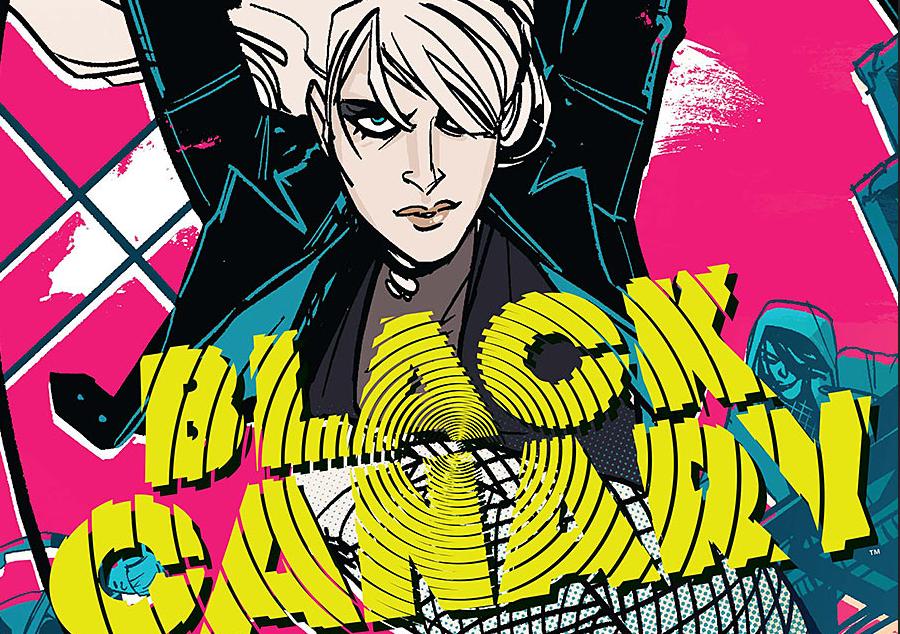 DC lanza 3 canciones de la banda de Black Canary