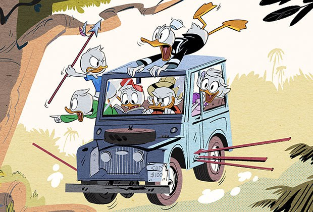 Vuelven las Pato Aventuras a Disney XD