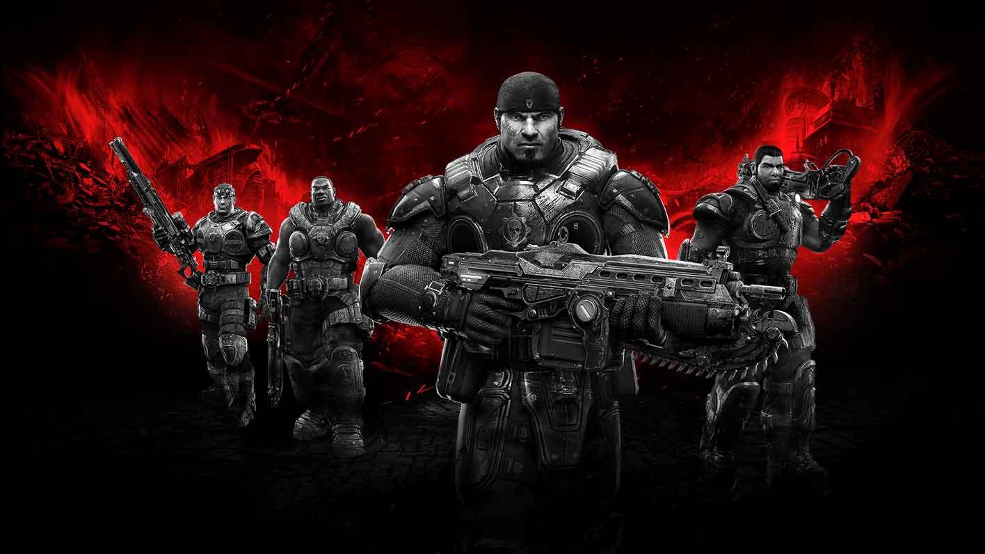 Gears of War: Ultimate Edition ya está disponible para PC