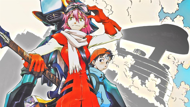 Toonami anuncia dos nuevas temporadas para FLCL