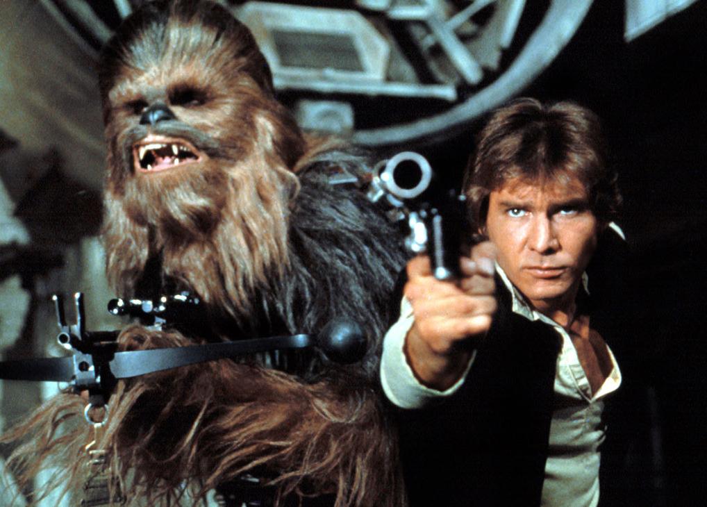 Película de Han Solo también contará la historia de Chewbacca