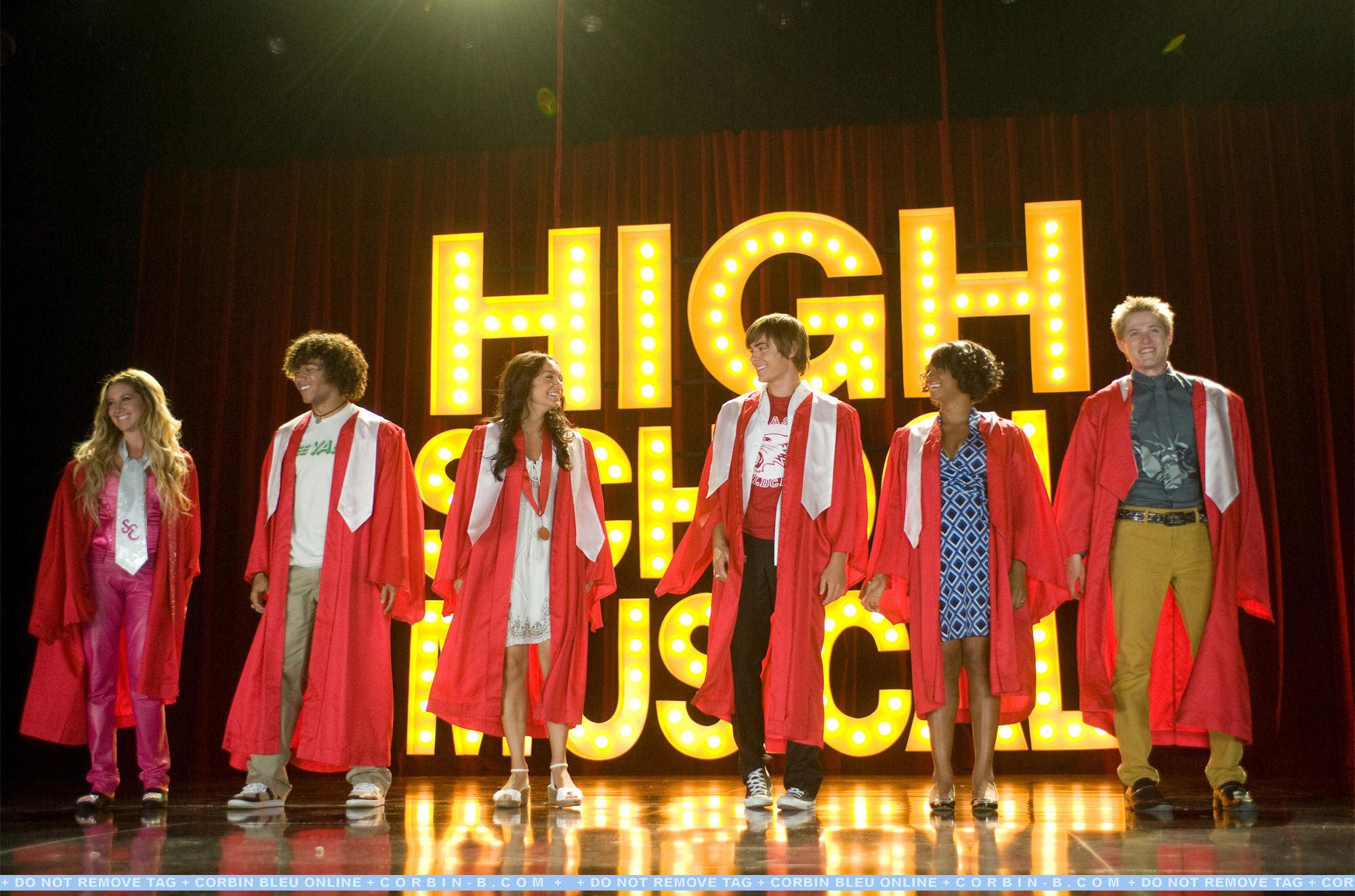 ¡Los linces vuelven al juego! High School Musical 4 está cerca
