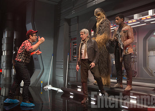 Vistazo a las escenas eliminadas de Star Wars: The Force Awakens