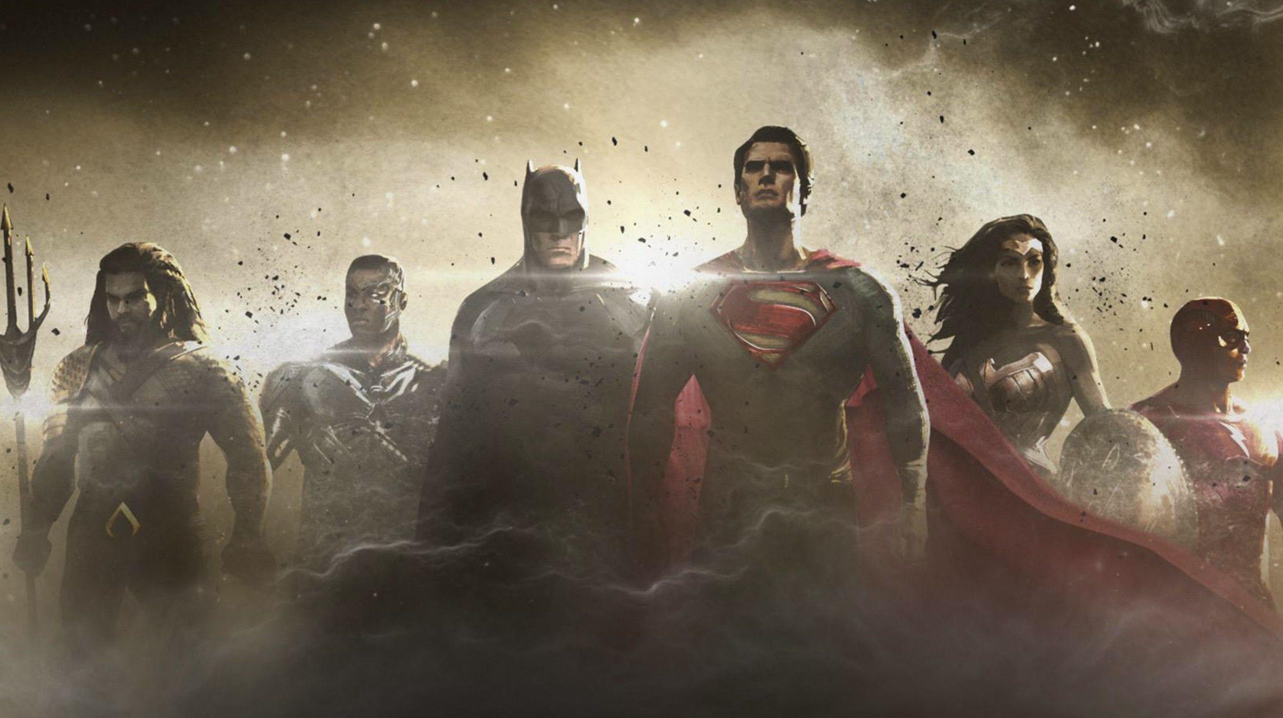 Zack Snyder habla del título de la nueva Justice League