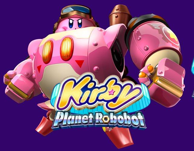 Nintendo anuncia Kirby: Planet Robobot para Nintendo 3DS