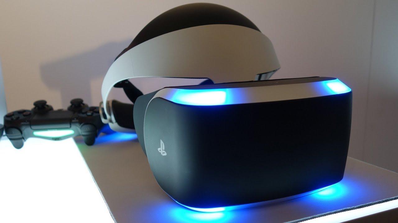 PlayStation VR llegará a sus usuarios en octubre