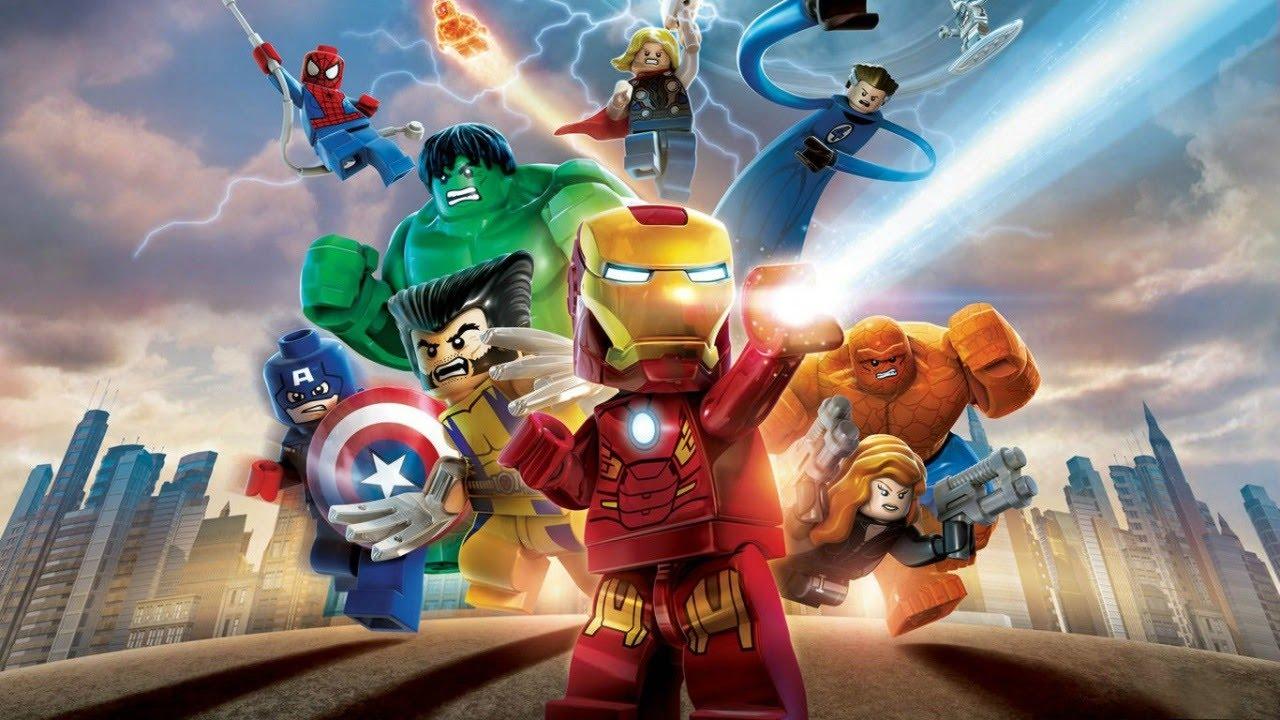 Ya disponibles nuevos DLC de LEGO Marvel's Avengers