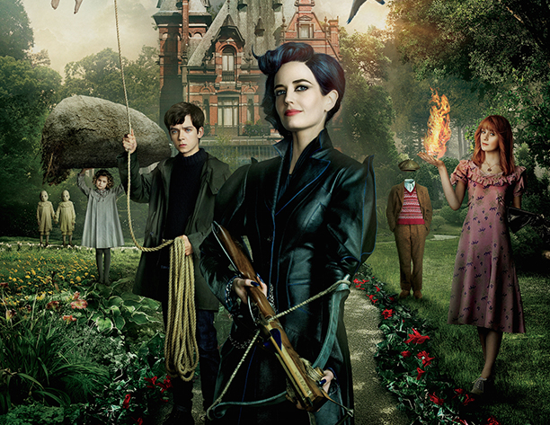 Mira el primer trailer de Miss Peregrine's Home for Peculiar Children