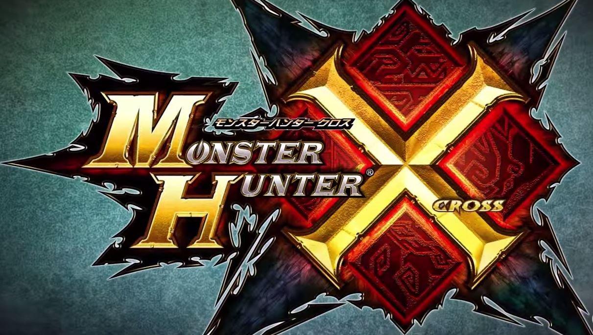 Monster Hunter X confirmado para Occidente